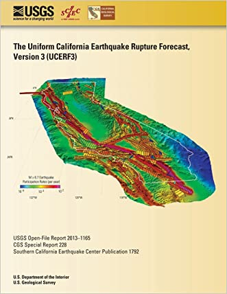 Uniform California Earthquake Rupture Forecast Version 3 (UCERF3)- The Time-Independent Model written by U.S. Department of the Interior