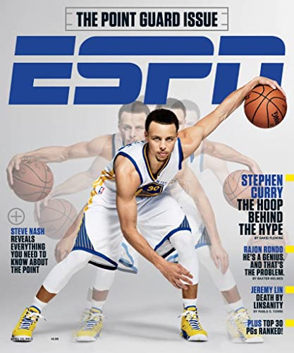 1-Yr ESPN Magazine Subscription