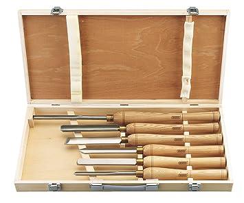 Hss woodturning tools set