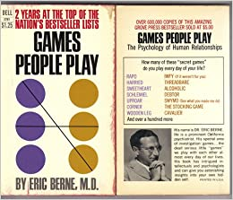 games people play the psychology of human relationships pdf