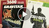 MODERN WARFARE 3 Vs. GRAVITAR Packaging Review from...
