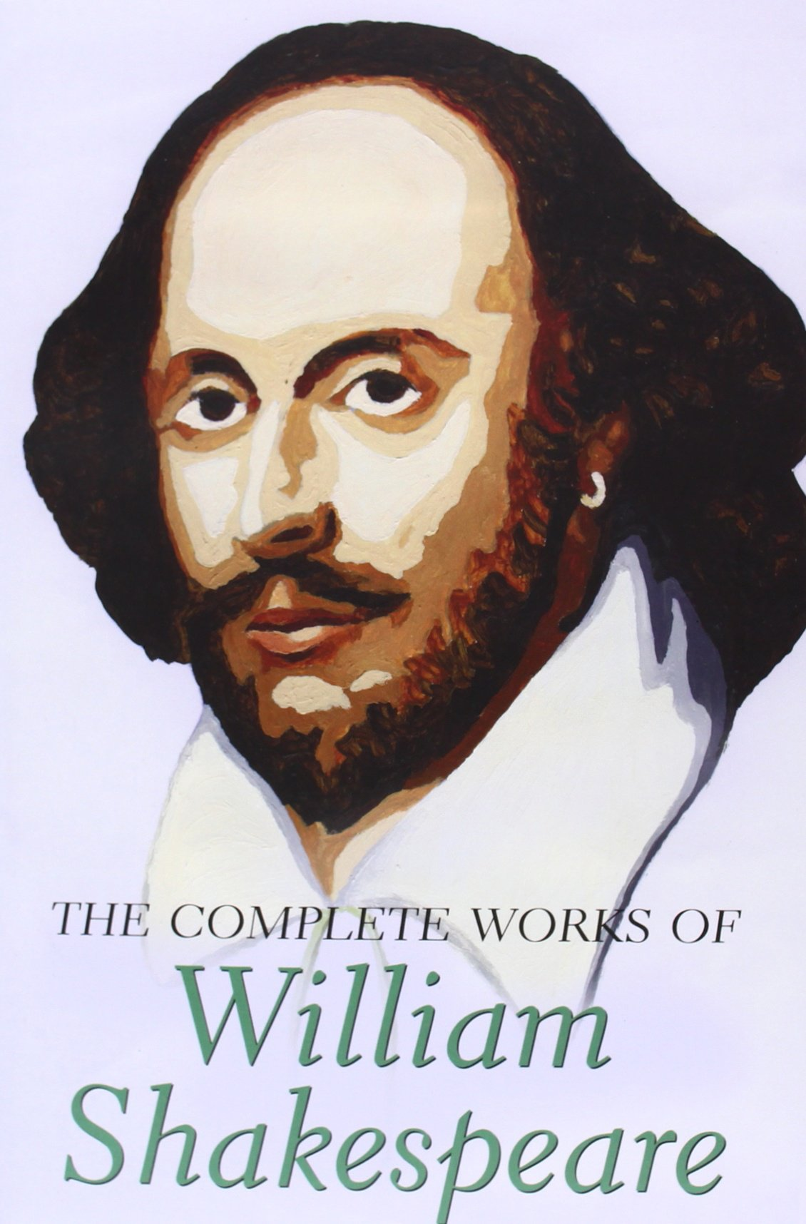 The Complete Works of William Shakespeare ISBN-13 9781853268953