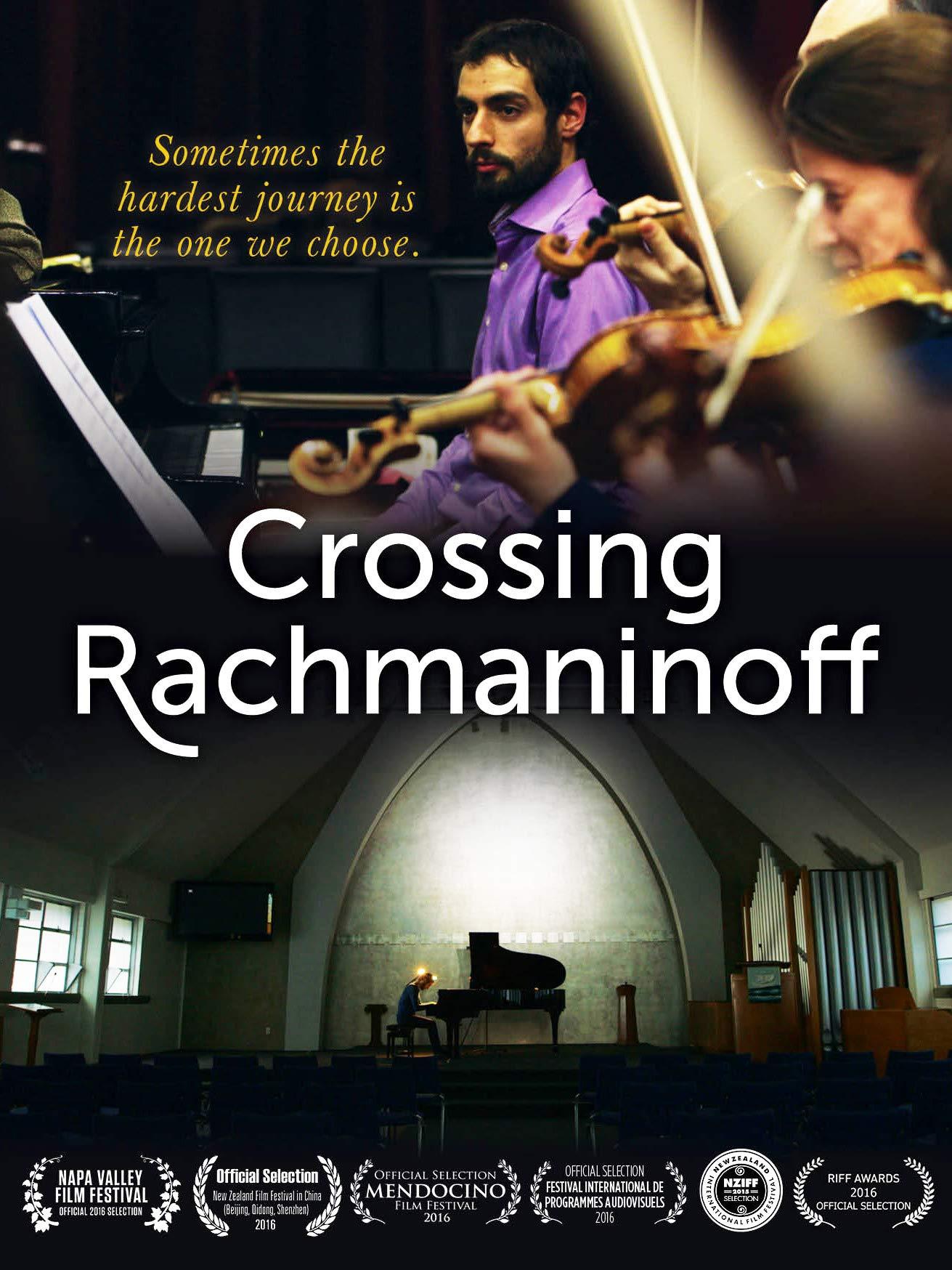 Crossing Rachmaninoff on Amazon Prime Video UK