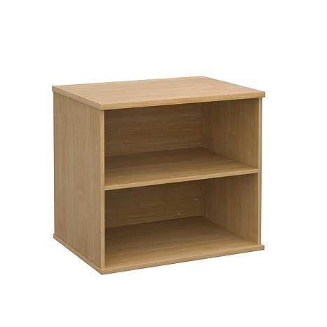 Dams scrivania alta bookcase-oak, legno, rovere