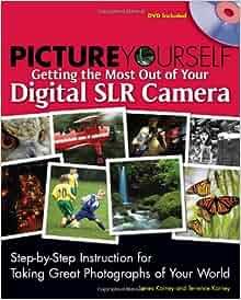 SLR Camera (9781598635294): James Karney, Terrence Karney: Books