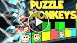 CGR Undertow - PUZZLE MONKEYS Review for Nintendo...