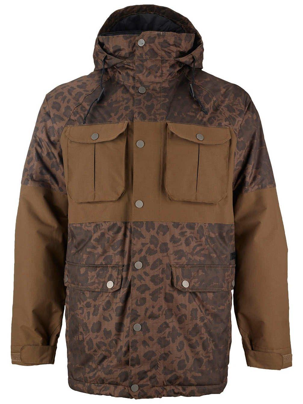 BURTON FRONTIER Jacke 2015 leopard/woody bestellen