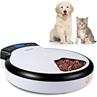 Petlucky Automatic Pet Feeder for Dogs and Cats