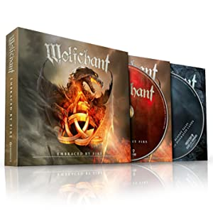 Wolfchant - Embraced By Fire (Limited Digipack)