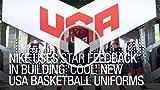 Nike Uses Star Feedback in Building 'Cool' USA Basketball...