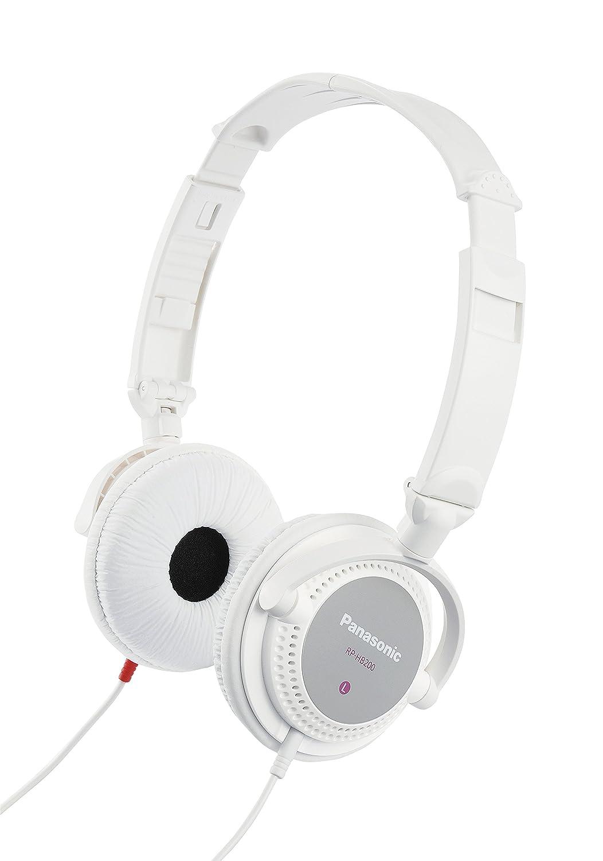 Panasonic stereo headphone white RP-HB200-W (Japan Import) наушники panasonic rp hje118gua вкладыши белый голубой проводные