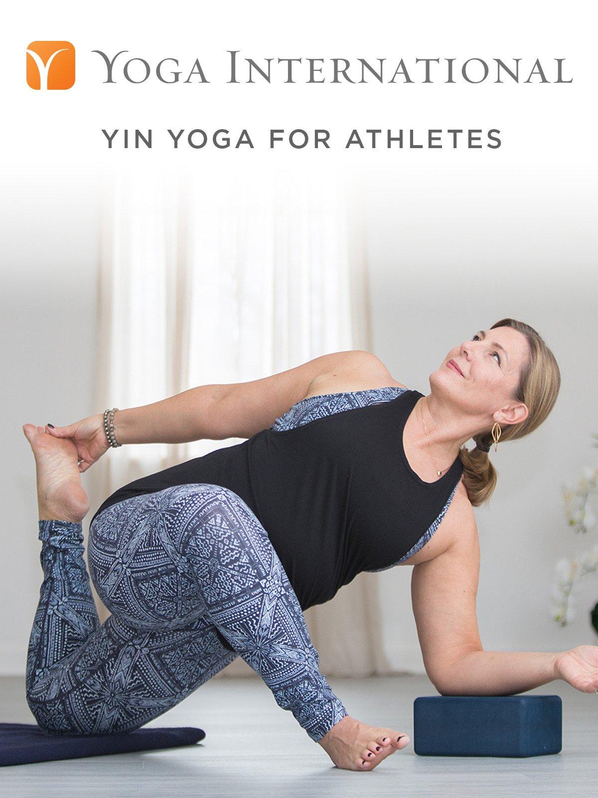 Yin Yoga for Athletes