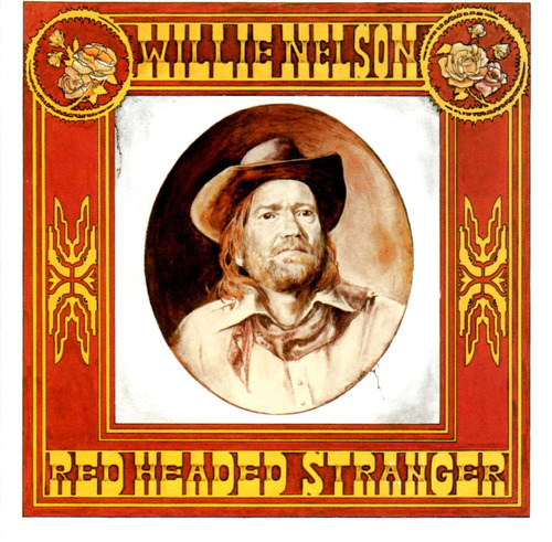 Willie Nelson - Red Headed Stranger EP