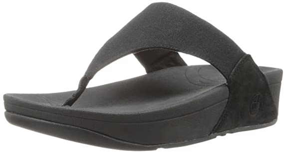 Women's Classic FitFlop WoLulu Canvas Flip Flop Wholesale Multicolor Variations