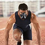 MokenEye Training Mask for Running Biking Training and Fitness High Altitude Training Mask Sport Workout Oxygen Mask with 6 Level Air Flow Regulator