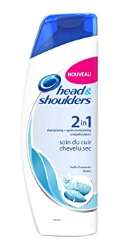 head shoulders shampoing shampoing 2 en 1 cuir chevelu chevelu sec 270 ml hygi ne. Black Bedroom Furniture Sets. Home Design Ideas