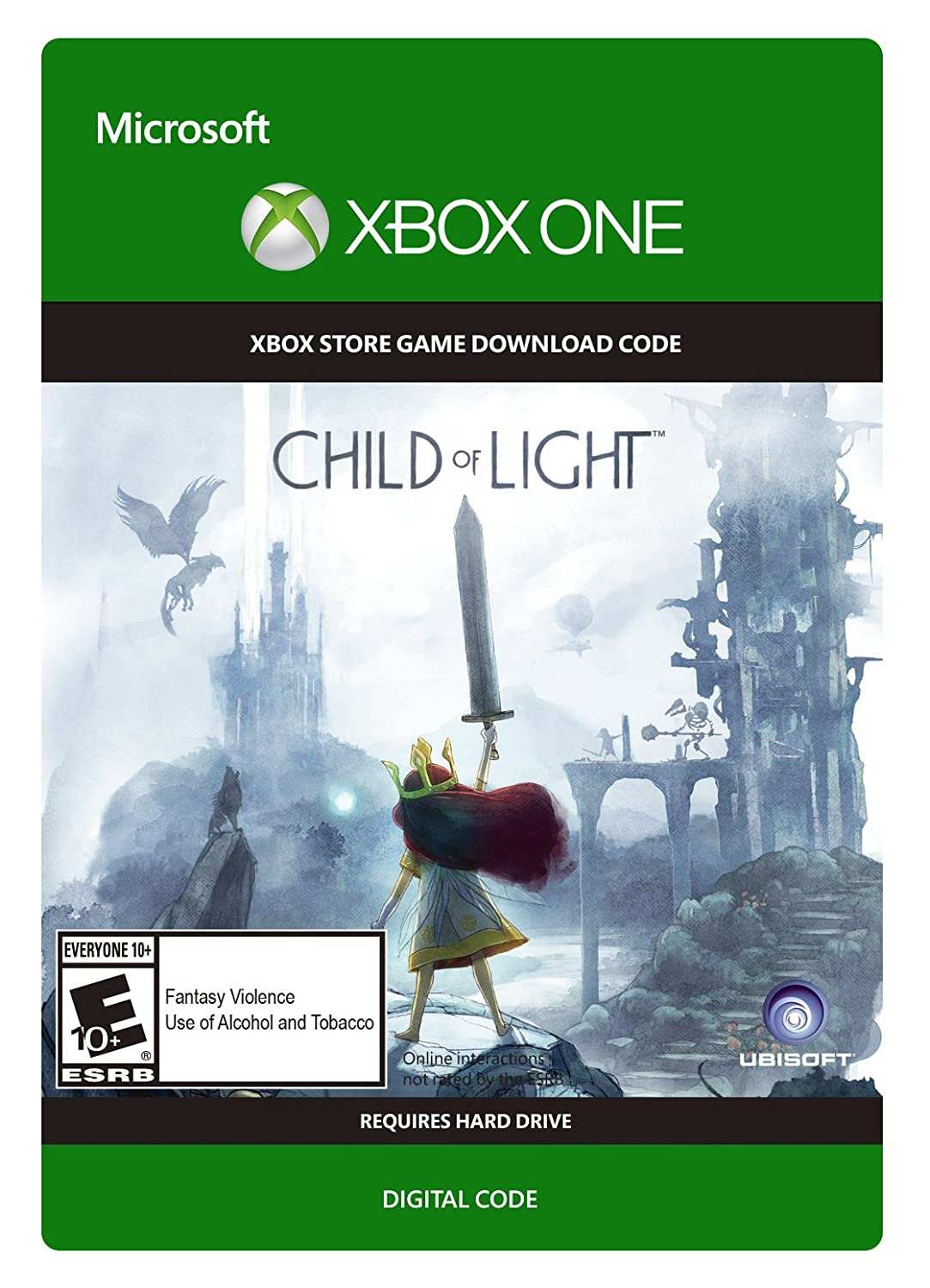 Child of Light - Xbox One [Digital Code]