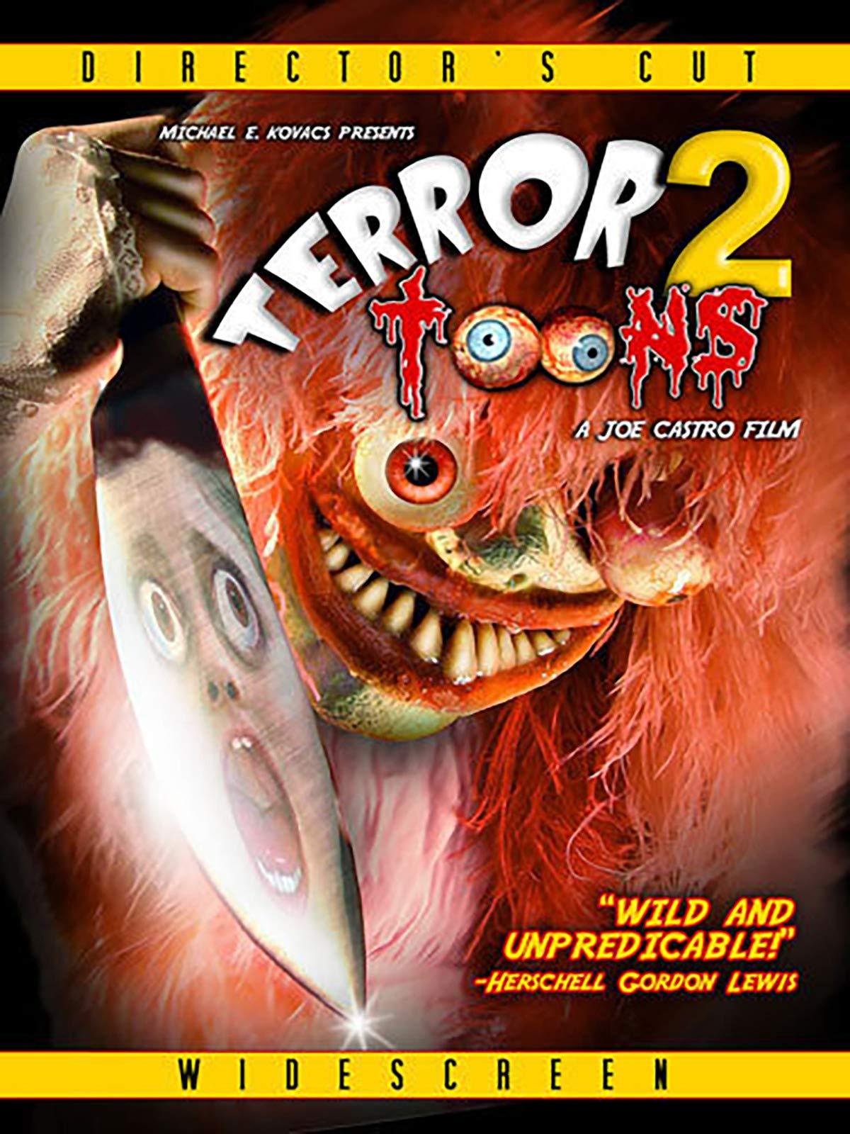 Terror Toons 2 on Amazon Prime Video UK