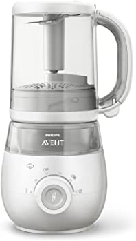 Philips SCF875/01 4-in-1 Baby Food Maker