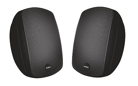 Quadral Haut-parleurs IPSO 6 paires noir