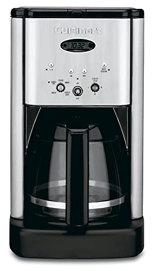Best Programmable Coffee Maker 2016 : Top 10 Best Drip Coffee Maker Reviews in 2017 - TBReviews