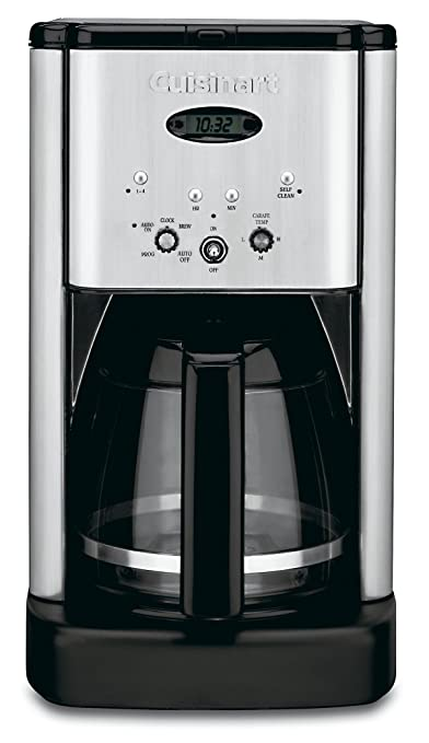 Conair Cuisinart Brew Central DCC-1200 12 Cup Programmable Cofeemaker
