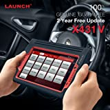LAUNCH X431 V 8inch Bluetooth/Wifi Full System Auto OBD2 Diagnostic tool Support Multi-Language Online Update as X-431 PRO Tool