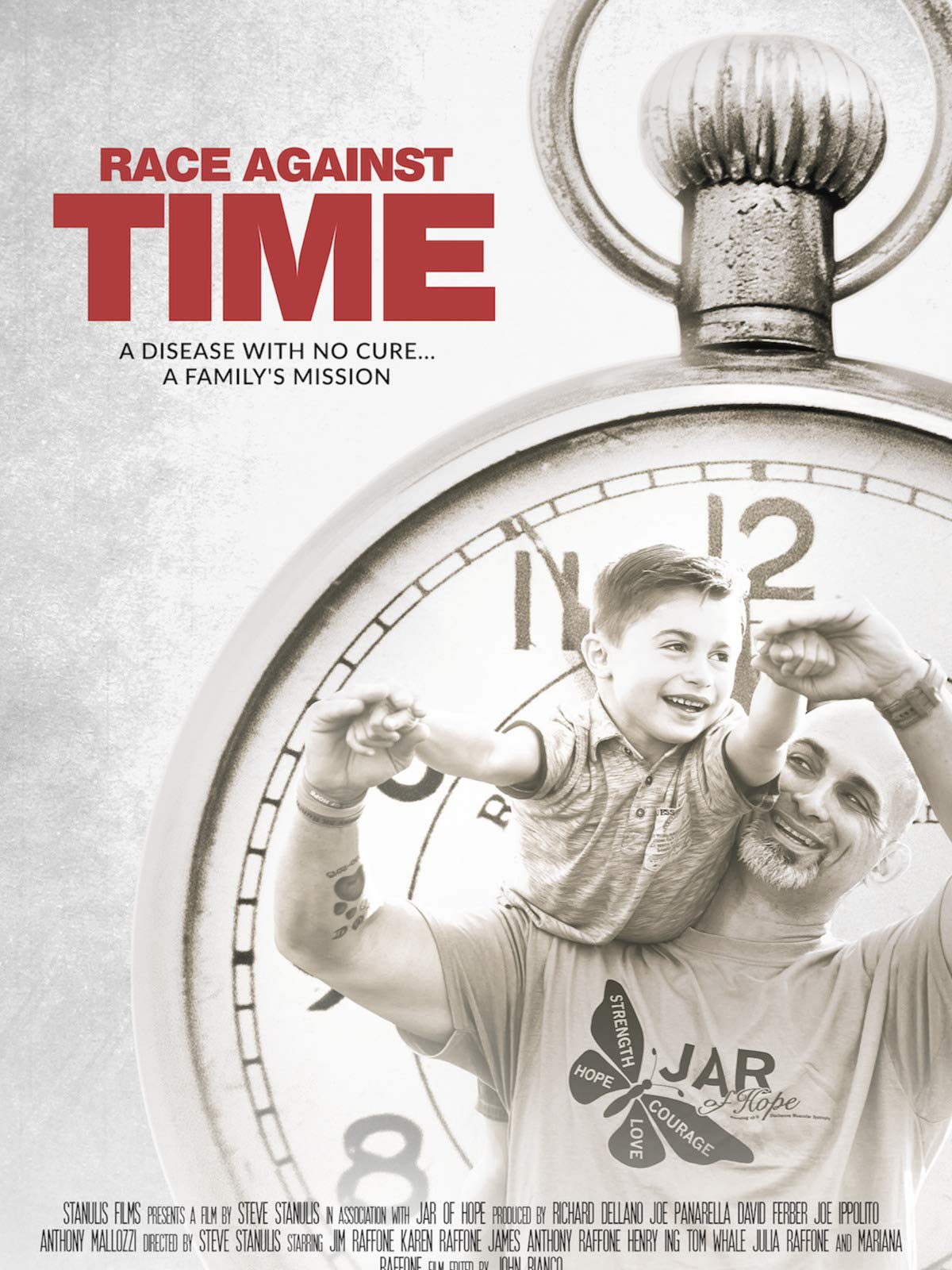 Race Against Time on Amazon Prime Video UK