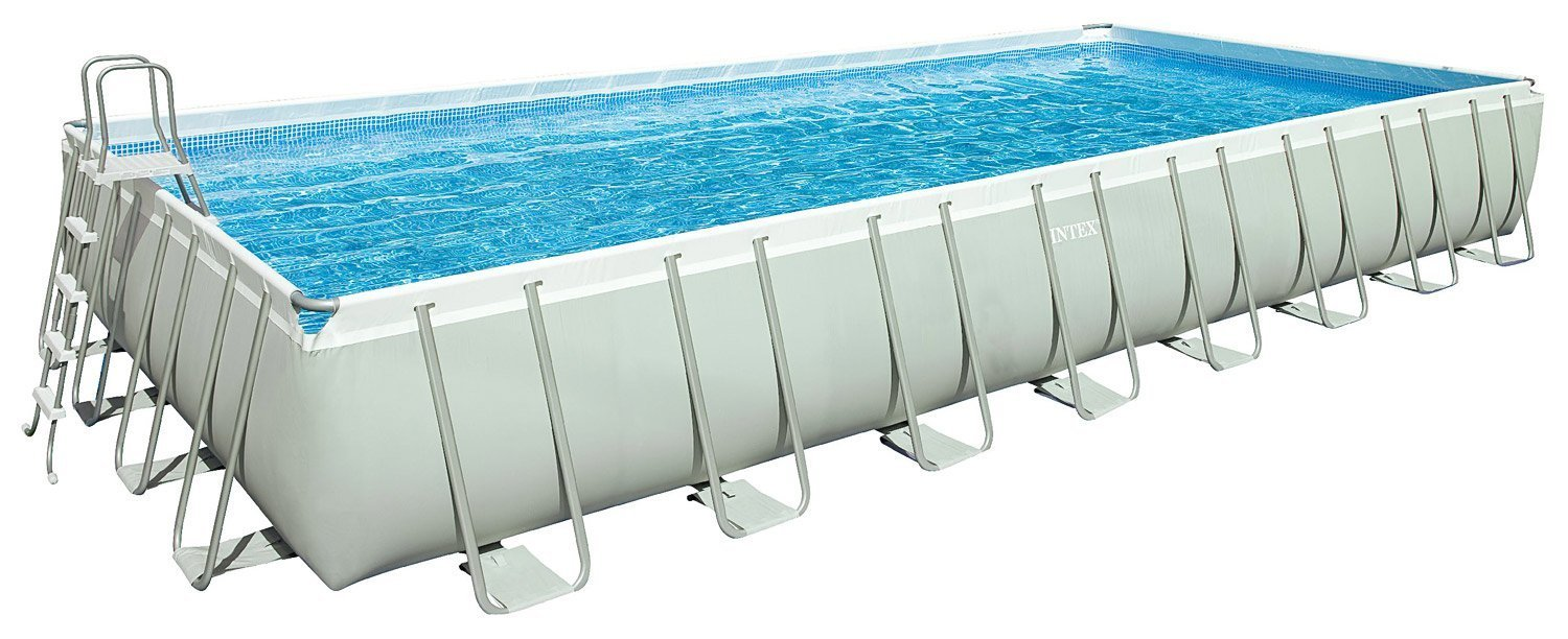 Intex 28372 Ultra Frame Pool 975x488x132cm