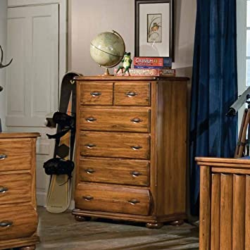 American Woodcrafters Timberline 5-Drawer Chest
