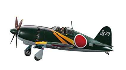 Hasegawa ST32 Mitsubishi J2M3 (Jack) Raiden Type 21 1:32 Plastic Kit