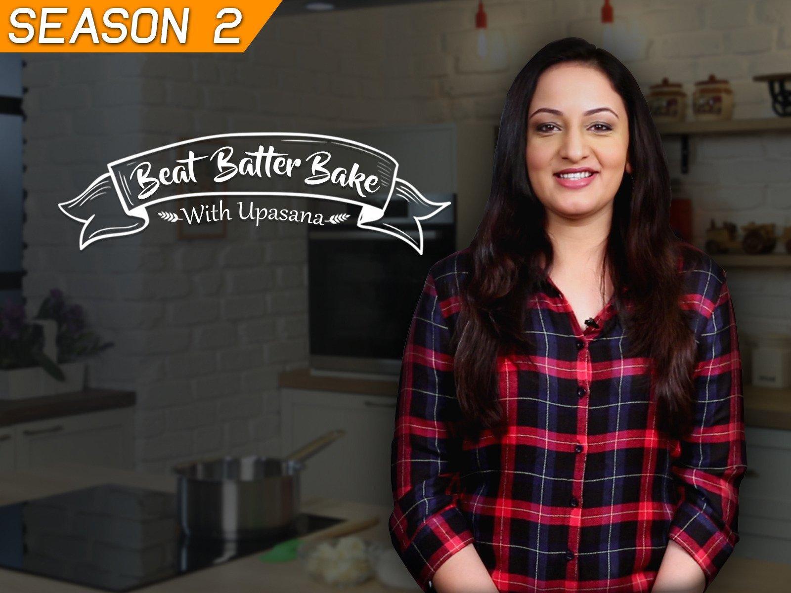 Clip: Basics of Baking with Upsana - Season 1