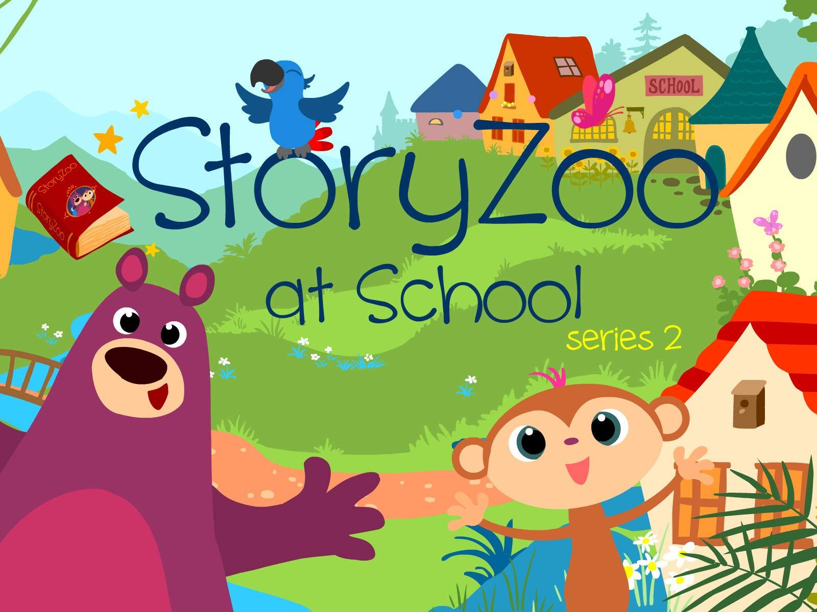 Clip: StoryZoo at school - Season 1