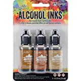 Tim Holtz Adirondack Alcohol Ink 0.5oz Pack of 3 - Cabin Cupboard