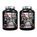 ISO 100 - Fudge Brownie - 5 lb (2 Pack)