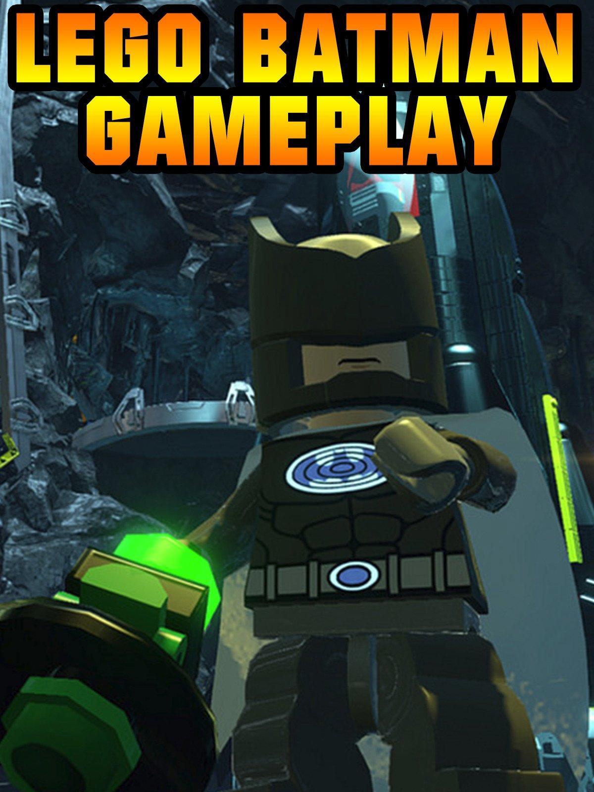 Clip: Lego Batman Gameplay