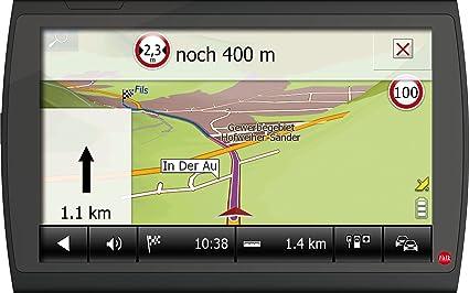 Falk 1676000000 GPS Noir, Argent