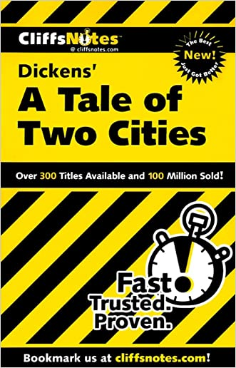 CliffsNotes on Dickens' A Tale of Two Cities (Cliffsnotes Literature Guides) written by Marie Kalil