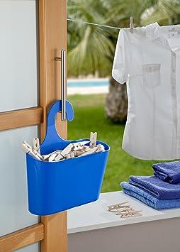 b ware mit farbfehler duschkorb mit haken zum einh ngen in wei us313. Black Bedroom Furniture Sets. Home Design Ideas