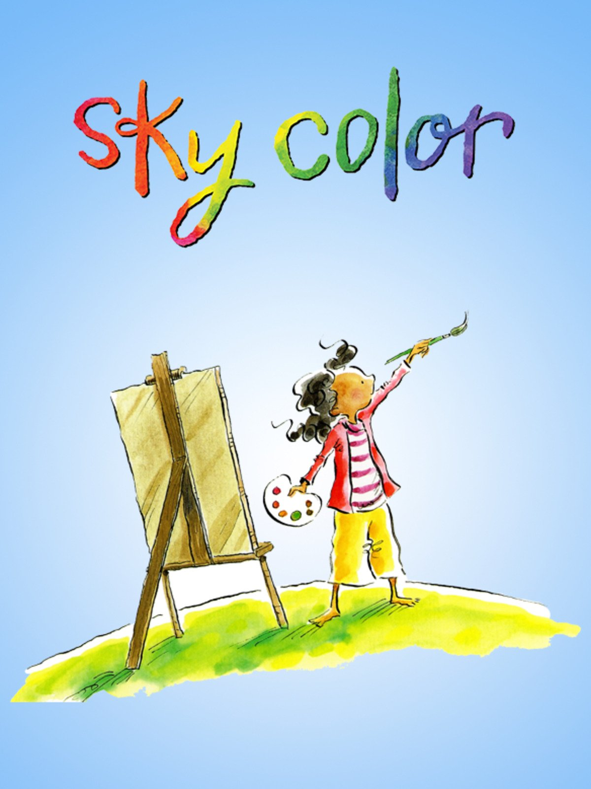 Sky Color on Amazon Prime Instant Video UK