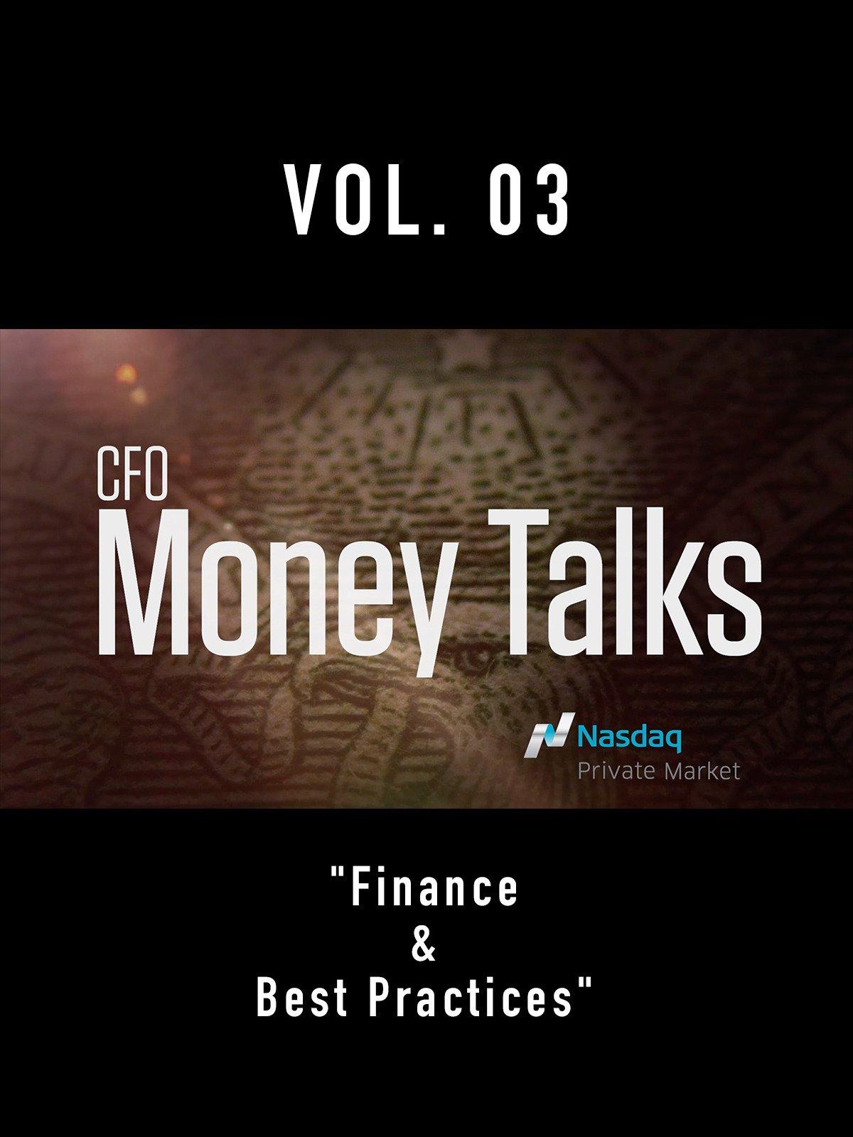 CFO Money Talks Vol. 03