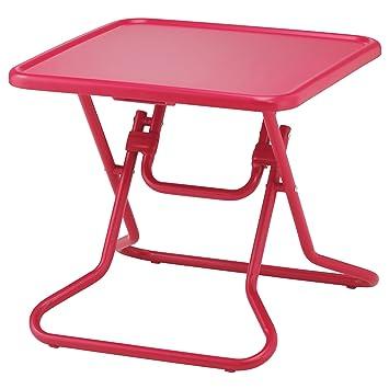 IKEA PS 2017 - Mesa de centro plegable / rojo