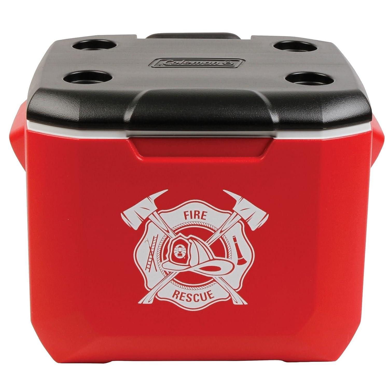 Coleman Fire Department Cooler газовый баллон coleman perfomance c500