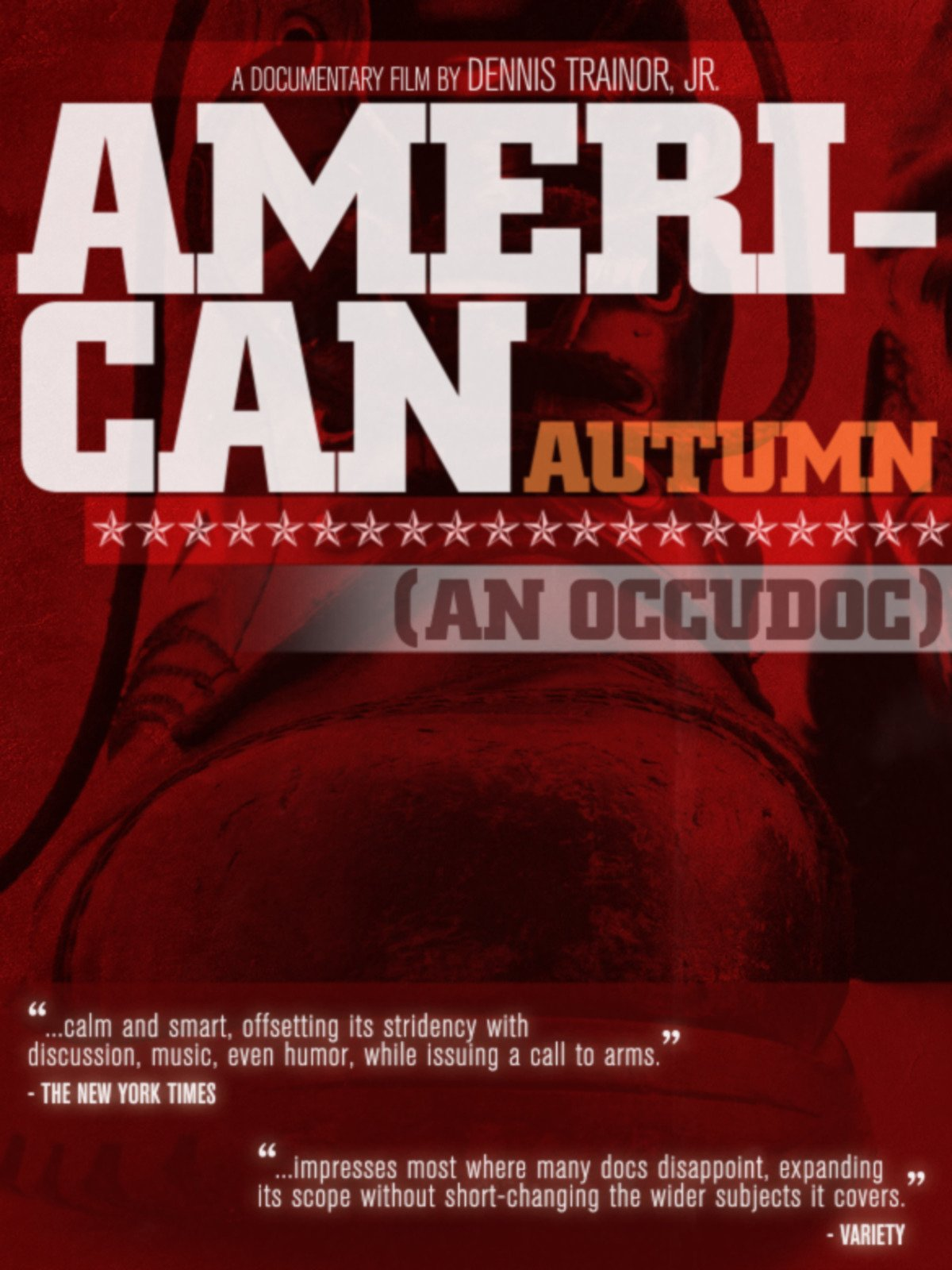 American Autumn an Occudoc on Amazon Prime Video UK