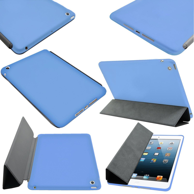 SAMRICK - Apple iPad Mini Back Cover Tough Hydro Companion Smart Gel Protective Case