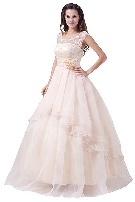 ImPrincess Wedding Dress Gorgeous Style