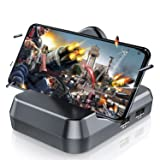 BEBONCOOL BattleDock Mobile Game Controller Keyboard and Mouse Converter for PUBG Mobile Android Tablet Games (Silver) (Color: Silver, Tamaño: Android game accessories)