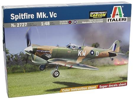 Italeri - I2727 - Spitfire Mk.vc