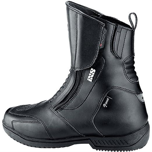 IXS - demi-bottes - PACIFIC - Couleur : Noir - Pointure : 35