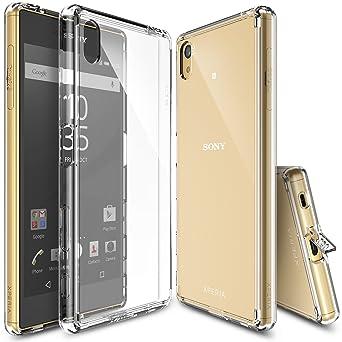 Ringke RFSXPZ5CR Sony Xperia Z5 Tok
